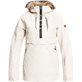 Roxy Shelter Jacket Women oyster gray